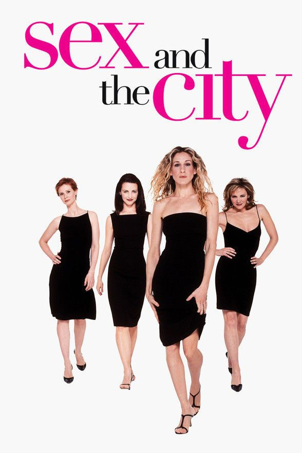 Image result for sex and the city show poster