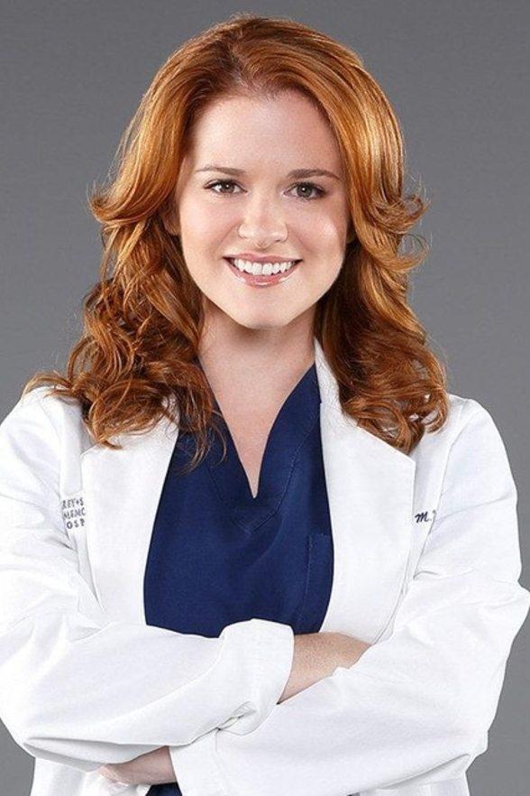 Dr April Kepner