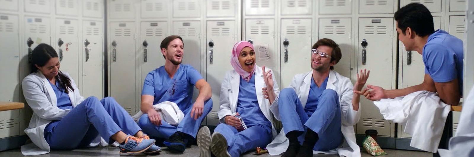 Grey\'s Anatomy B-Team